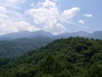 八ヶ岳 初夏