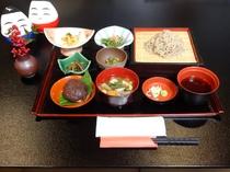 お食事の一例(昼食)