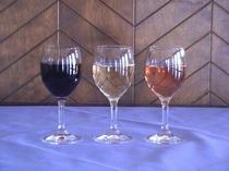 《富良野ワイン3種》