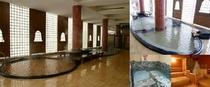 太閤の湯 主浴場色々