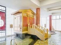 黄金の蒸し風呂