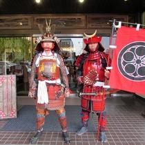 *人吉・球磨エリアを治めていた、相良藩主の末裔のお殿様。