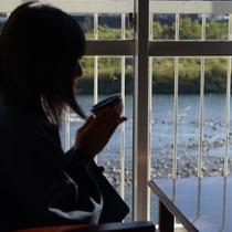 *球磨川の景色を眺めながらのんびりお過ごしください