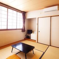家族連れやブループのお客様におすすめの和室のお部屋です