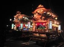 浜松まつり(御殿屋台)