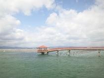 浜名湖(弁天島浮見堂)