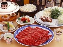 牛しゃぶしゃぶ食べ放題プランイメージ