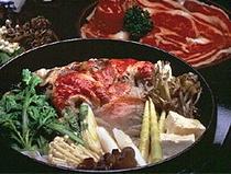 牛すき焼き食べ放題プランイメージ