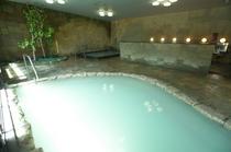 大浴場(源泉掛け流し硫黄泉)