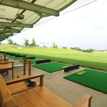 【ゴルフ練習場】コースを回らない時は、練習場で気軽に打ちっぱなし