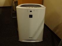空気清浄器(横)