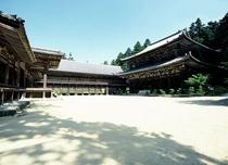 書写山円教寺・三つ堂