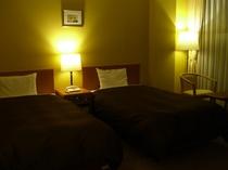 客室 - ツインルーム