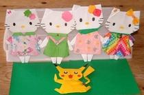 趣味の折り紙