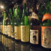 会津は造り酒屋が多数あり美味しい日本酒がいっぱい!「あがらんしょ」や料亭に各種ご用意しています。