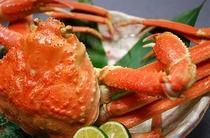 湯で蟹一匹