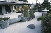 天橋立庭園