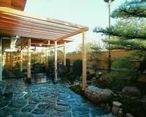 一階庭園露天風呂