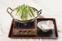 山本博先生おすすめ!【もつ鍋】夏でも食べたいといわれる当店人気NO1メニュー。
