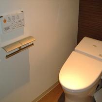 【東館】客室トイレ