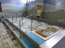 天然温泉寝風呂