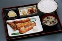 鮭ハラス定食
