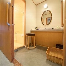 ◆湯美亭 和洋室/バリアフリー 洗面台 ※一例
