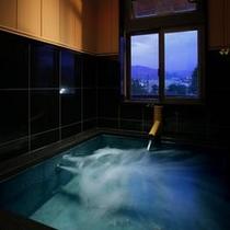 ◆【灯りとりの湯】客室/広々お風呂で活性石温泉を楽しめるちょっと贅沢なお部屋(内風呂付)※一例