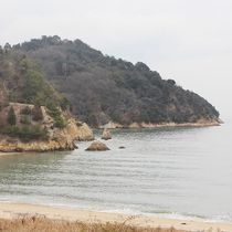 ホテル周辺 海(車で約10分圏内)