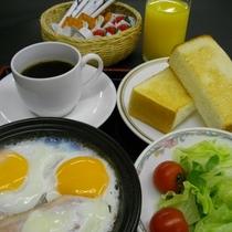 □洋・朝食