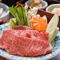 ■蔵王牛すき焼き ※イメージ