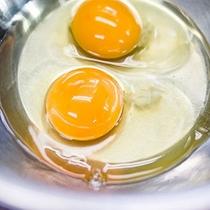 富士北麓の地卵はミネラル豊富で栄養満点☆