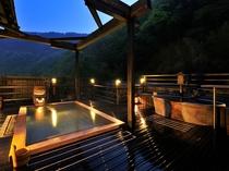 屋上露天風呂 空の湯