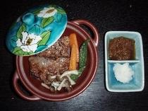 松坂牛の九谷焼き