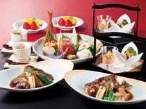 和食クリスマスディナーのイメージ(2016)