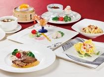 中華クリスマスディナーのイメージ(2016)