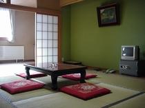 和室(バストイレの付いていないお部屋)
