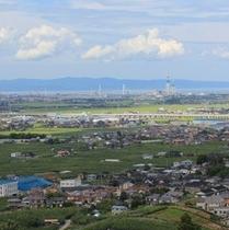 【富山湾・富山平野を一望】出来る眺望の良さ☆