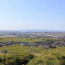 〜【富山湾・富山平野を一望】〜