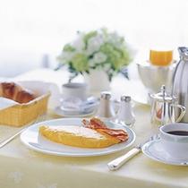 【朝食】ルームサービスメニュー