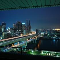 東側客室からの夜景 ※イメージ