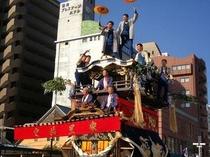 【イベント】拳母祭り 毎年9月開催