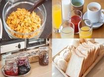 朝食メニュー 一例4