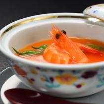 【一品料理(中華茶碗蒸し)】一例