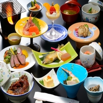 【おまかせ和食膳】一例