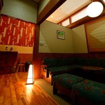 大浴場【待合室】