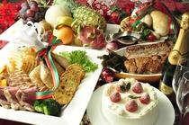 クローバークリスマスディナー2015