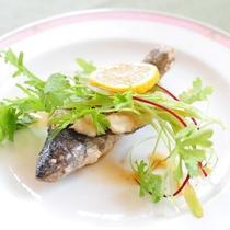 ■欧風創作料理 魚料理 一例