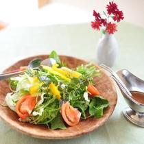 ■高原野菜のサラダ