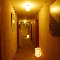 ■館内廊下